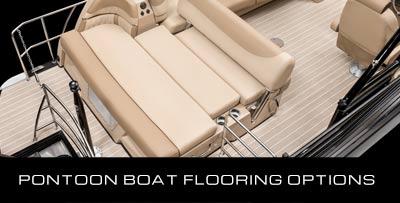 Choosing the Best Pontoon Boat Flooring