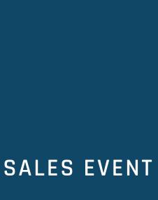 Splash Into Summer Sales Event