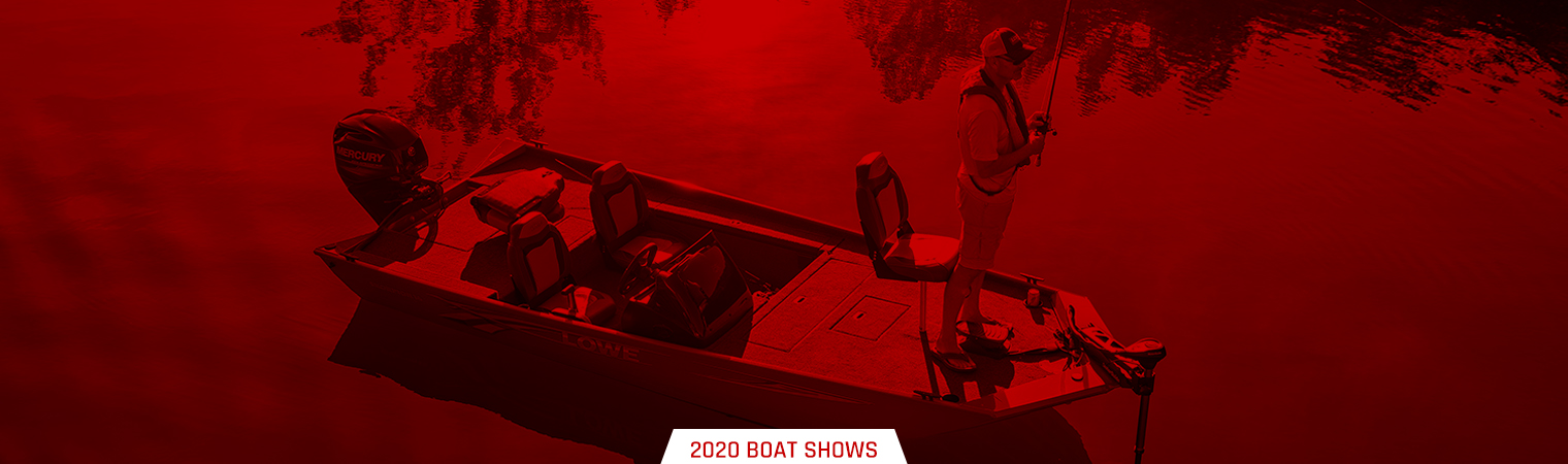 2020 Lowe Boat Shows