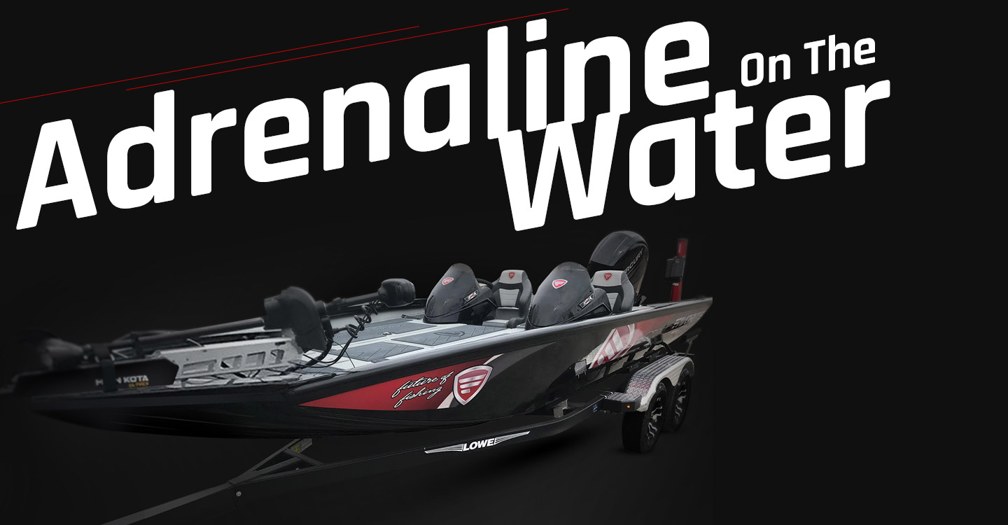 Adrenaline on the water