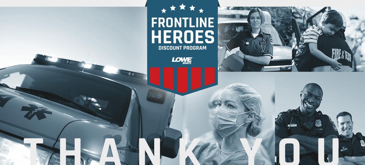 Frontline Heroes Discount Program