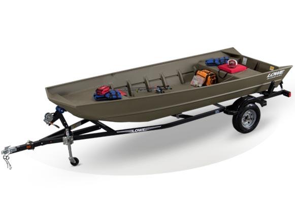 2020 Aluminum Jon Fishing Boats