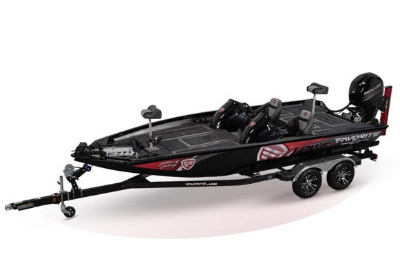 Stinger Multi Species and Bass Boats