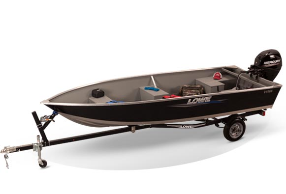 2020 Utility V Aluminum Fishing Boats