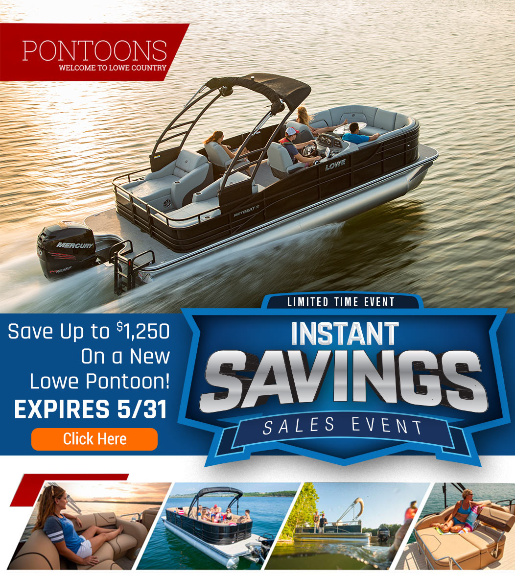 2019 Lowe Boats