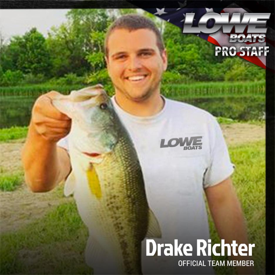 Drake Richter Pro Fisherman