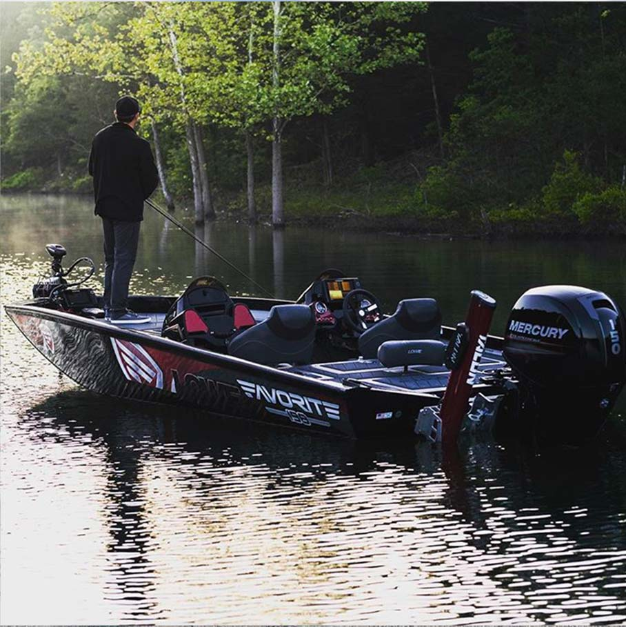 Favorite Rods USA - Lowe Boats