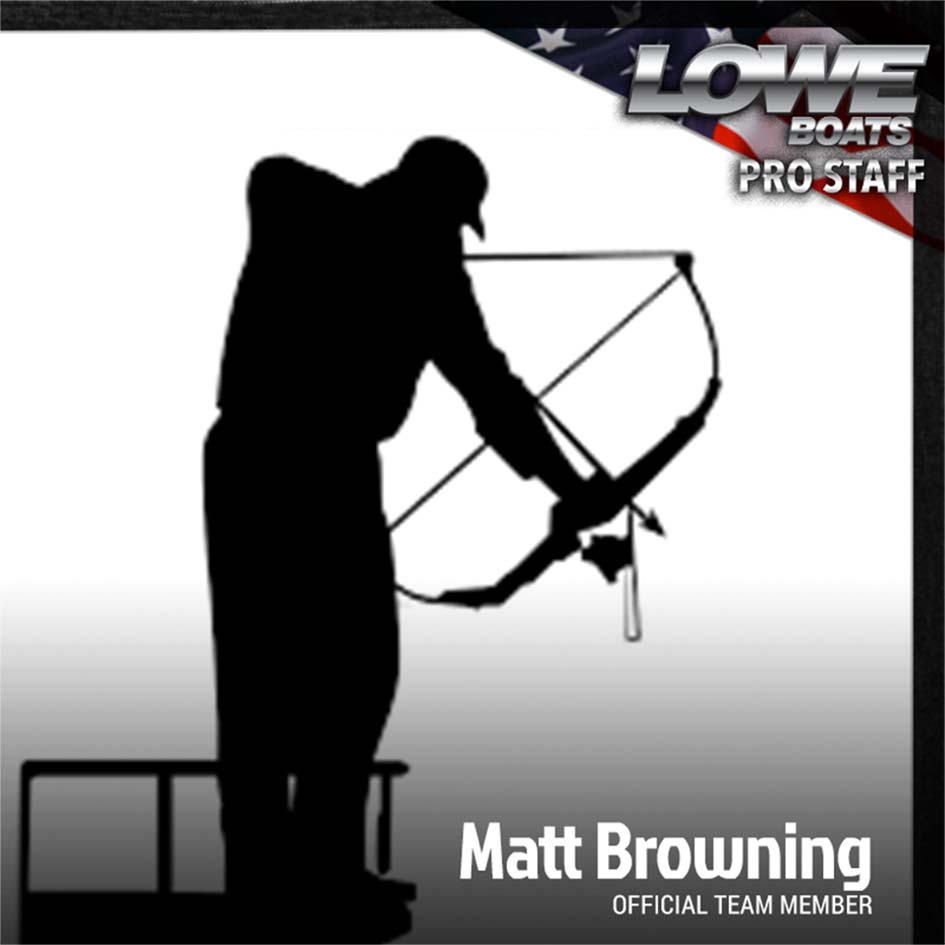 Matt Browning Pro Bowfisherman