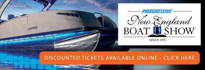 Boston Boat Show Discount Tickets