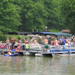 Pontoon Party - Things to do on a Pontoon Boat