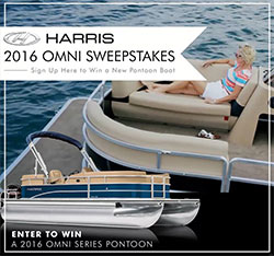 Win a New Pontoon Boat - Enter Now