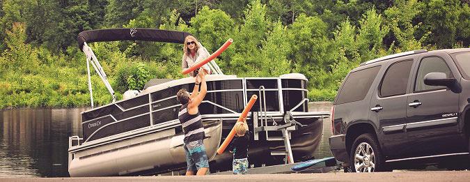 Pontoon Boat Trailer Maintenance Tips