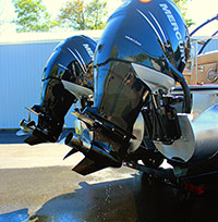 Pontoon Boat Motor Maintenance
