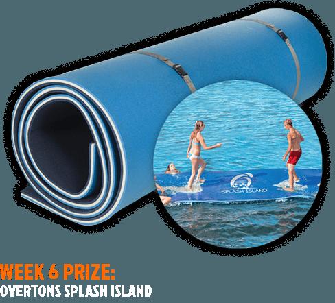 Overtons Splash Pad