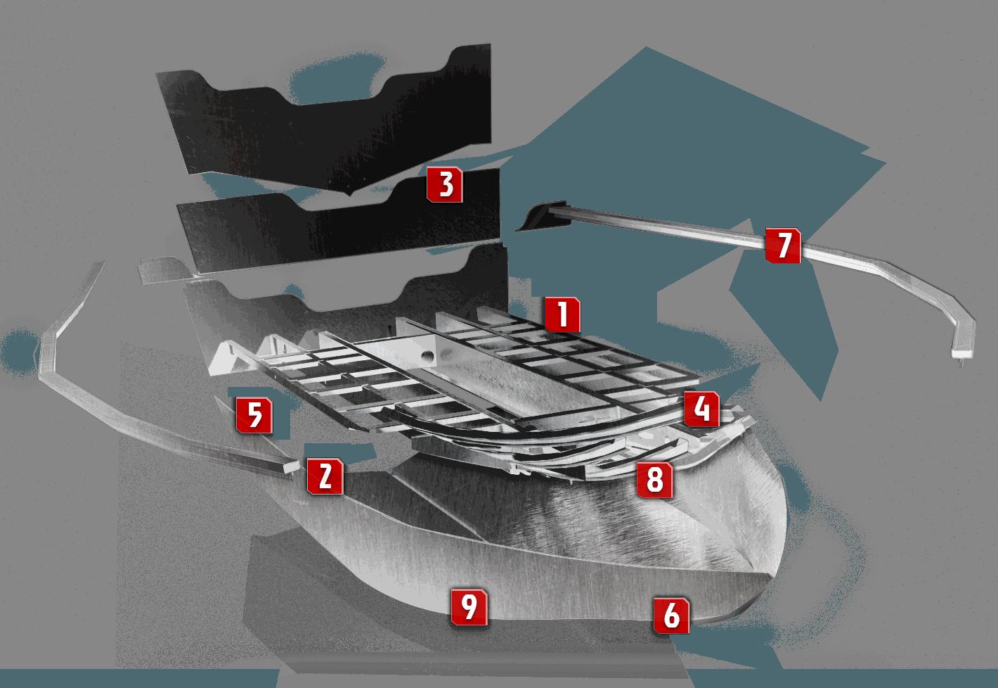 Lowe Boats Aluminum Fishing Boat Construction 1996 Wiring Diagram Deep V