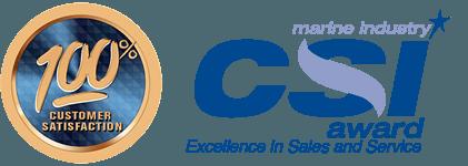 NMMA Consumer Index Award Winner & 100% Customer Satisfaction Score