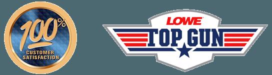 Top Gun Dealer Training & 100% Customer Satisfaction