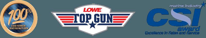 100% Customer Satisfaction, Top Gun Dealer and CSI award winner