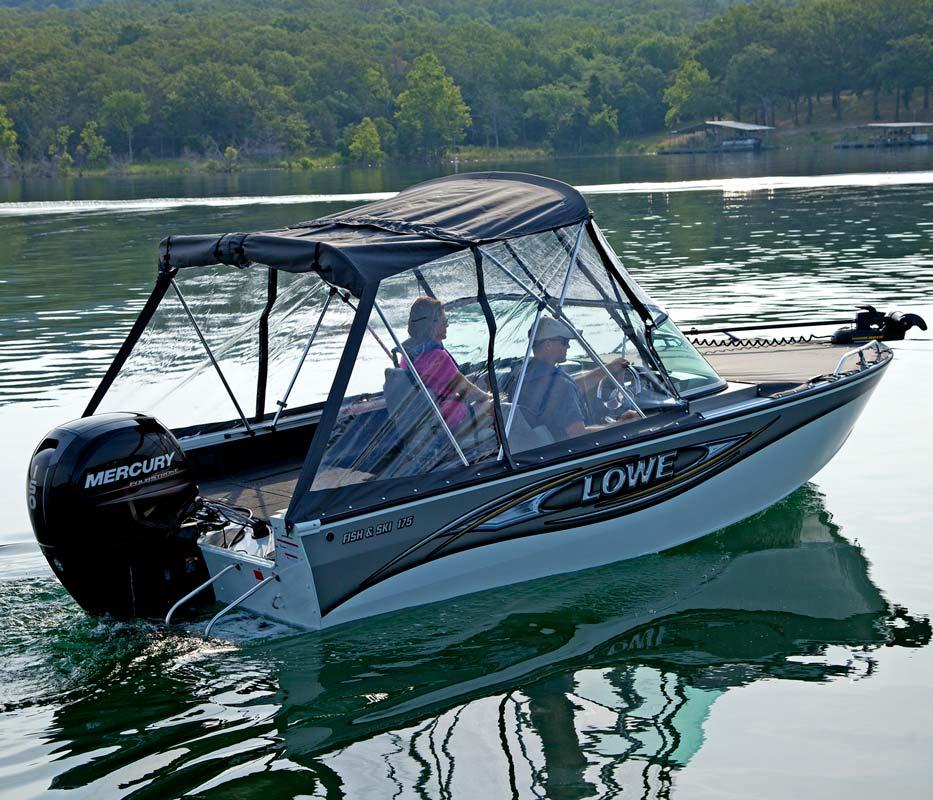 Aluminum Boat Enclosures : Dowco premium aluminum boat covers and encolosures