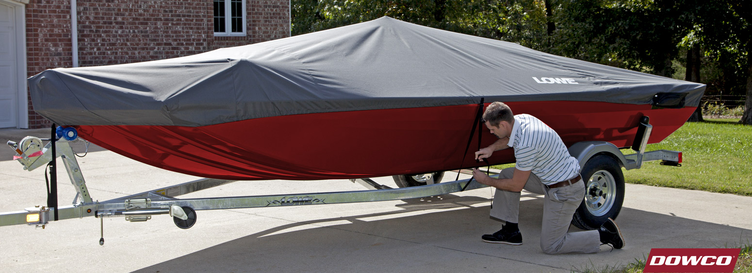 Why Buy a Boat Cover? & Dowco Premium Aluminum Boat Covers and Encolosures