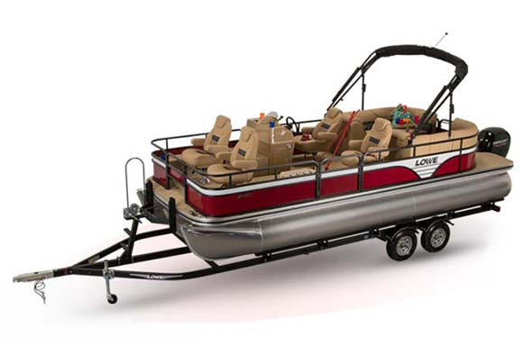 2020 SF Fishing Series Pontoons