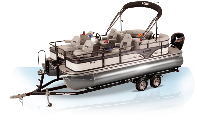 2018 SF Fishing Series Pontoons