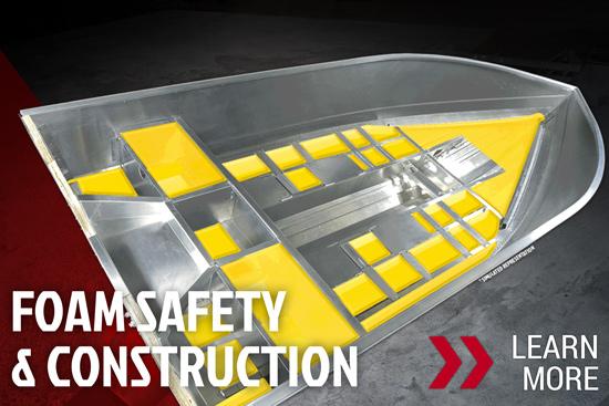 Foam Safety Construction