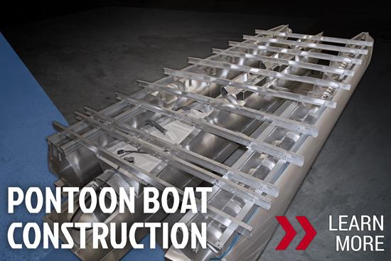Pontoon Boat Construction