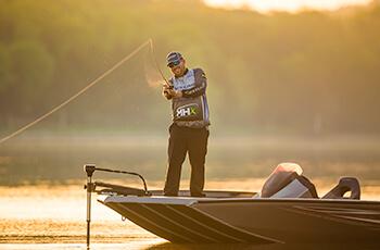 John Cox PT 18 Bass Boat